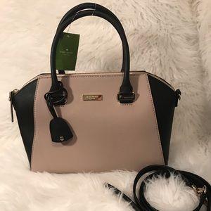 New Kate Spade pippa Tilden place colorblock bag